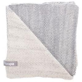 ZOPA Detská deka Melange, Grey