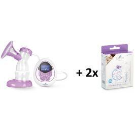 Bayby BBP 1010 Elektrická 2-fázová odsávačka mlieka + 2x sáčky
