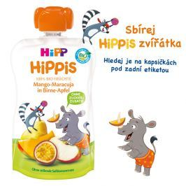 HiPP BIO 100% ovocia Hruška-Jablko-Mango-marakuje 100 g