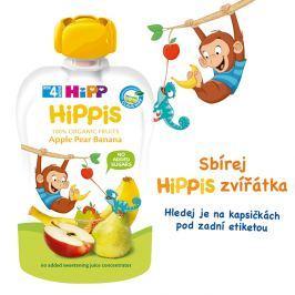 HiPP BIO 100% ovocia Jablko-Hruška-Banán 100 g