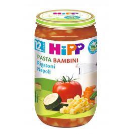 HiPP BIO PASTA BAMBINI Rigatoni Neapol, 250g