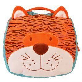Fiesta Crafts Cestovný vankúš - Tiger