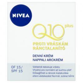 NIVEA Denný krém proti vráskam Q10 50 ml