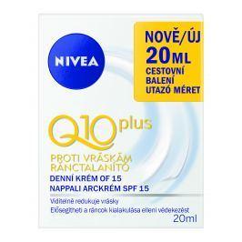 NIVEA Denný krém proti vráskam Q10 mini 20ml