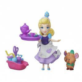 Hasbro Mini princezná s kamarátkou - Popoluška