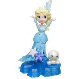 Hasbro Mini bábika so základnými funkciami - Elsa