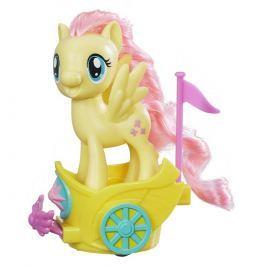 My Little Pony Poník s vozíkom Fluttershy