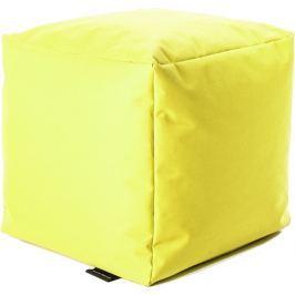 BulliBag Sedacia kocka - žltá
