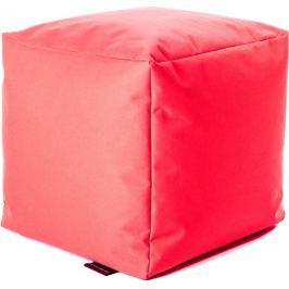 BulliBag Sedacia kocka - červená