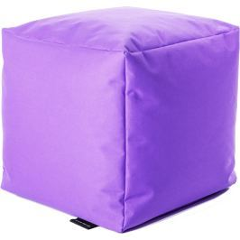 BulliBag Sedacia kocka - fialová