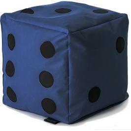 BulliBag Sedacia hracia kocka - tmavo modrá