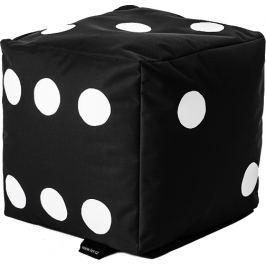 BulliBag Sedacia hracia kocka - čierna