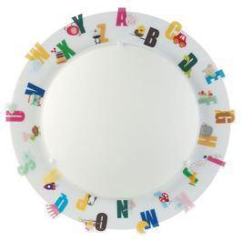 Dalber Detské stropné / nástenné svietidlo, písmenká