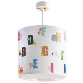 Dalber Detské stropné svietidlo, písmenká