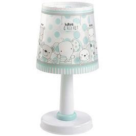 Dalber Detská stolová lampička, zvieratká