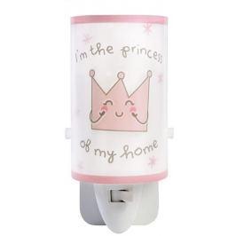 Dalber Detské nočné LED svetlo, princess