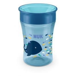 NUK Hrnček Magic Cup 230ml, Tmavo modrá