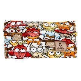 Bexa Chlapčenský nákrčník Owl - farebný
