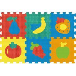 Lamps Penový koberec puzzle ovocie