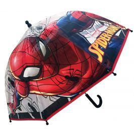 Lamps Dáždnik Spider-Man manuálnou priehľadný