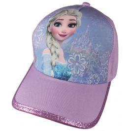 E plus M Dievčenská šiltovka Frozen - fialová
