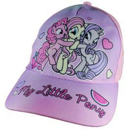 E plus M Dievčenské šiltovka My Little Pony - svetlo ružová