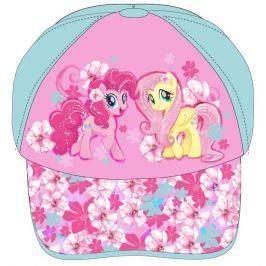 E plus M Dievčenské šiltovka My Little Pony - ružovo-tyrkysová