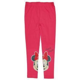 E plus M Dievčenské legíny Minnie - červené