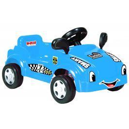 DOLU Veľké šliapacie auto s klaksónom, Modré