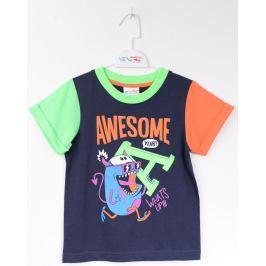 Venere Chlapčenské tričko Awsome - farebné
