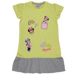 E plus M Divs šaty Minnie - žlto-šedé