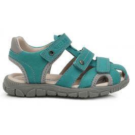 D.D.step Chlapčenské sandále - tyrkysové