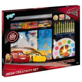Cars Mega kreatívne set Cars 3