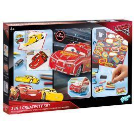 Cars Kreatívna súprava 3 v 1 Cars 3