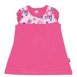 2be3 Dievčenské šaty Cute - ružové