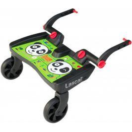 Lascal BUGGY BOARD MAXI PANDA závesné stúpadlo, zelené