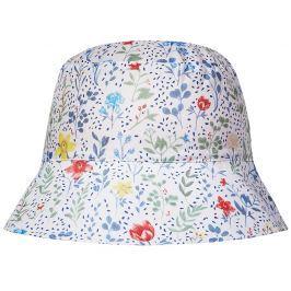 Broel Dievčenský klobúčik Jasia - svetlo modrý