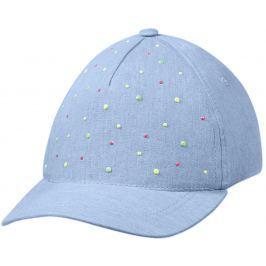 Broel Dievčenské šiltovka Jun - svetlo modrá