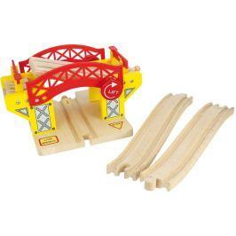 Bigjigs Rail Zdvíhací most