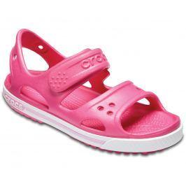 458e3ed9c1d0 Detail · Crocs Dievčenské sandále Crocband II - ružové