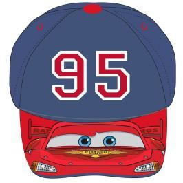 E plus M Chlapčenská čiapka Cars - modrá