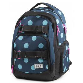 Karton P+P Študentský batoh OXY Style Dots