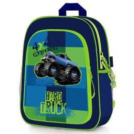 Karton P+P Detský predškolský batoh Truck