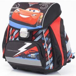 Karton P+P Anatomický batoh PREMIUM Cars