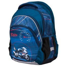 Stil Školský batoh Junior NEW Speed Racing