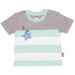 2be3 Chlapčenské tričko Lew - farebné