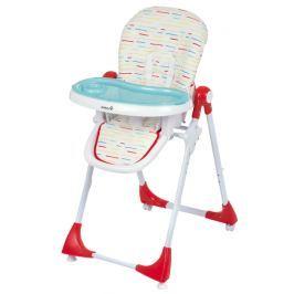 Safety 1st Jedálenská stolička Kiwi, Red Lines