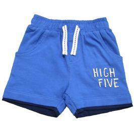 Carodel Chlapčenské kraťasy High Five - modré