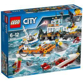 LEGO® City 60167 Coast Guard Základňa pobrežnej hliadky