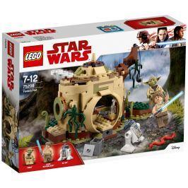 LEGO® Star Wars ™ 75208 Chatrč Majstra Yodu